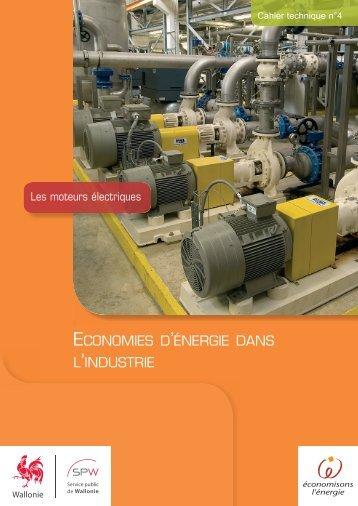 Les moteurs - Energie Wallonie
