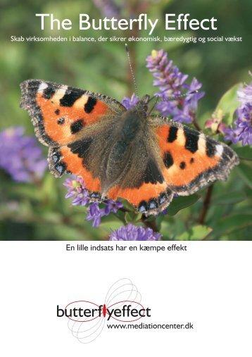Butterfly Effect - Tina Monberg