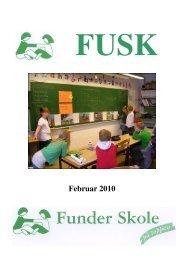 FUSK - jan10 - Funder Skole - Silkeborg