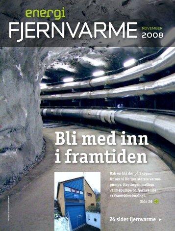 24 sider fjernvarme - Norsk fjernvarme