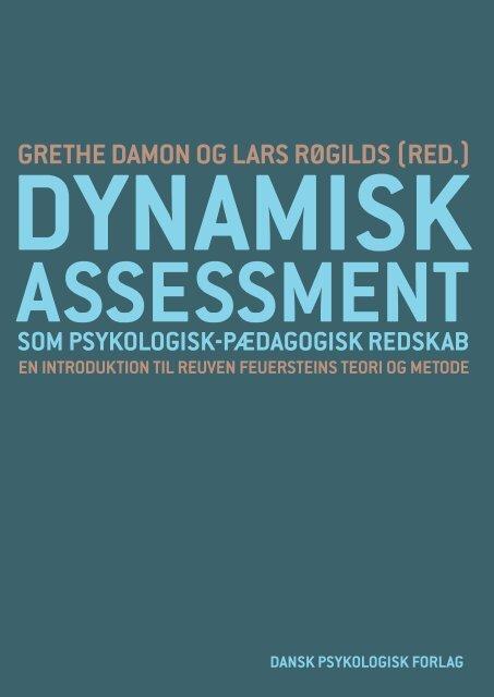 grEThE Damon og lars røgilDs (rED.) - Dansk Psykologisk Forlag