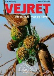 - tidsskrift for vejr og klima