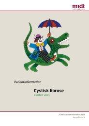 Cystisk Fibrose - Center Vest - Aarhus Universitetshospital