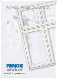 101988 Brochure 2009.indd - Primo Vinduer