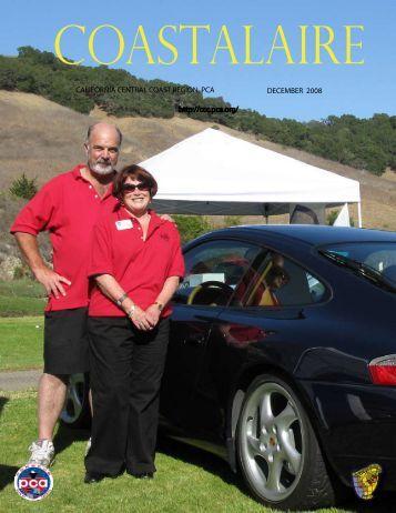 December - California Central Coast - Porsche Club of America