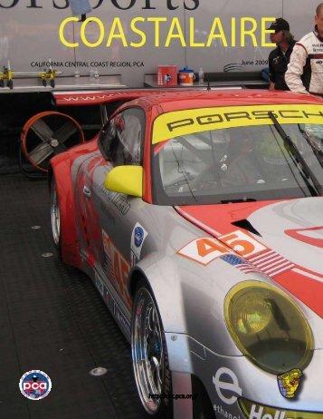 June - California Central Coast - Porsche Club of America