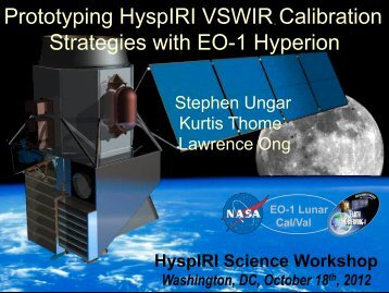 Hyperion - HyspIRI Mission Study Website - NASA
