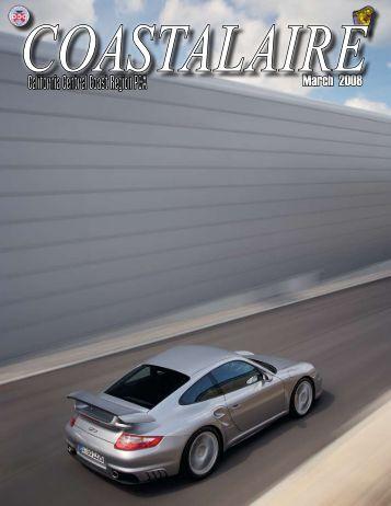 March 2008 - California Central Coast - Porsche Club of America