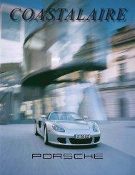 April - California Central Coast - Porsche Club of America