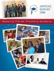 2008 Annual Report - Carson Scholars Fund