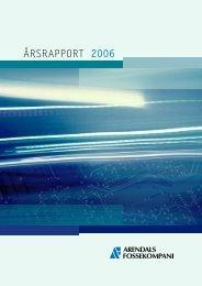 åRsRAPPORT 2006