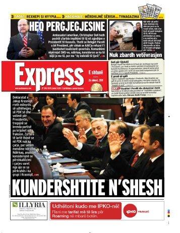 HEQ PERGJEGJESINE - Gazeta Express