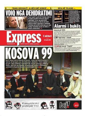VDIQ NGA DEHIDRATIMI - Gazeta Express