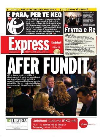 01 - Ballina.indd - Gazeta Express