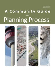 A Community Guide - The Federation of Calgary Communities