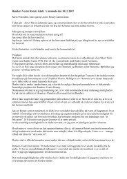 Randers Vestre Rotary Klub: ½ årsmøde den ... - Den gode historie