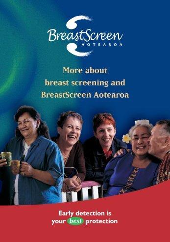 breast screening - National Women's Hospital