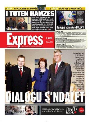 I TUTEN HAMZES - Gazeta Express