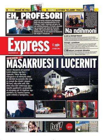 EH, PROFESORI - Gazeta Express