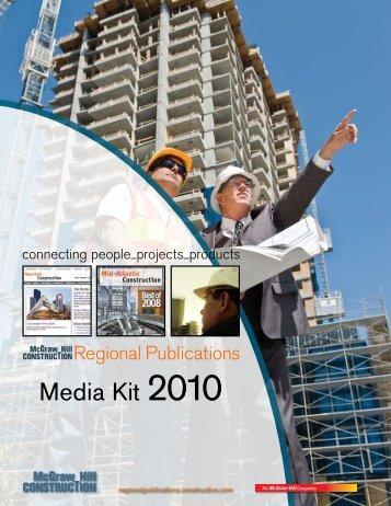 National Regional Publications Media Kit - ENR Midwest   McGraw ...