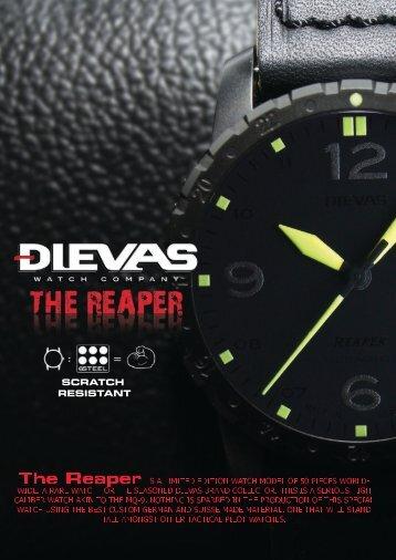 DIEVAS Reaper Press Release 2.pdf