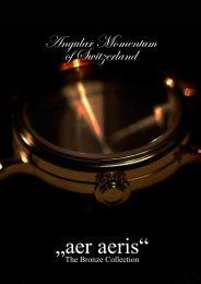 Aer Aeris.pdf - Watchuseek, World's Most Visited Watch Forum Site