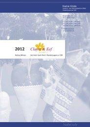 Katalog Clayre & Eef 2012 | Karin Horn ... - frauhorn.de