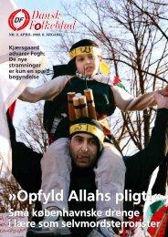Opfyld Allahs pligt!« - Dansk Folkeparti