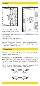 Opmåling og montering af vinduer og døre i træ - GF-Rugbakken - Page 2