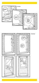 Opmåling og montering af vinduer og døre i træ - GF-Rugbakken - Page 4