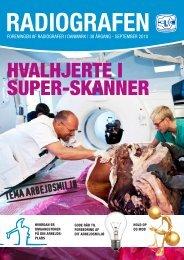 Radiografen 07, september 2010, årgang 38 - Foreningen af ...