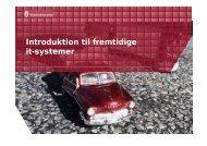 Introduktion til fremtidige it-systemer - Om vejman.dk