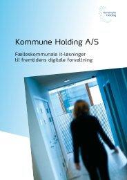Kommune Holding A/S - Karen Krarup