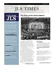 JLS Times Issue 2: February 2012 (pdf)