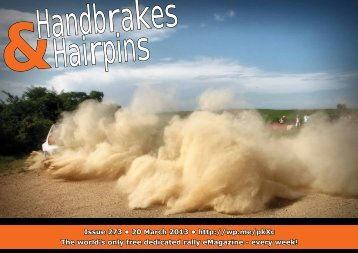 service park - HANDBRAKES & HAIRPINS