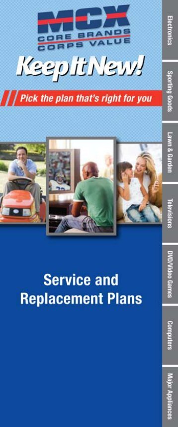 Service Plan Benefits