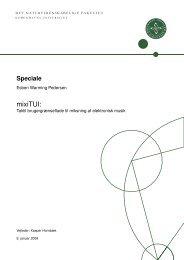Speciale - mixiTUI
