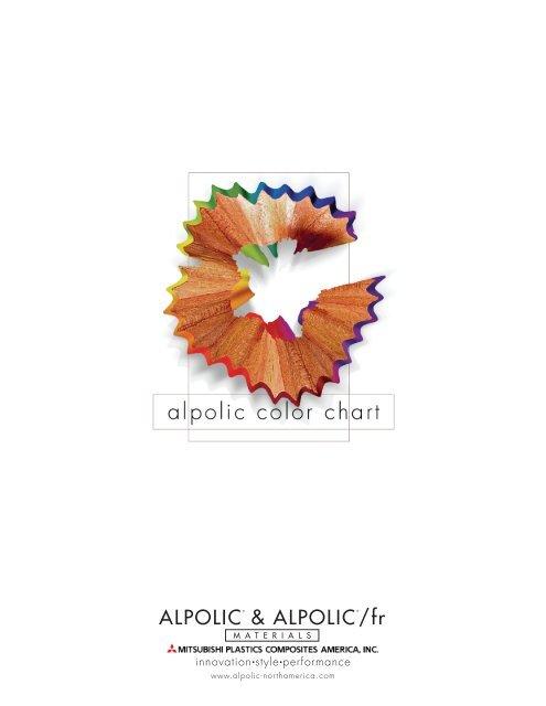 ALPOLIC Color Chart