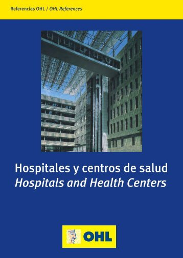 Hospitales y centros de salud Hospitals and Health Centers - Ohl