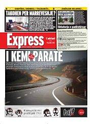 TAKOHEN PER MARREVESHJE? - Gazeta Express