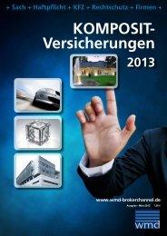 KOMPOSIT- Versicherungen 2013