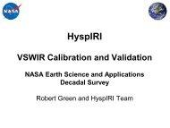 Calibration Validation - NASA