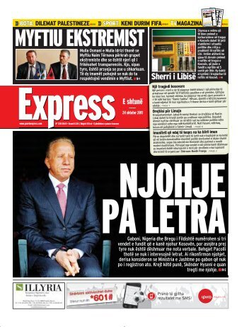MYFTIU EKSTREMIST - Gazeta Express
