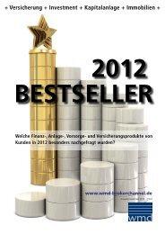 BESTSELLER 2012 - Das eMagazin!