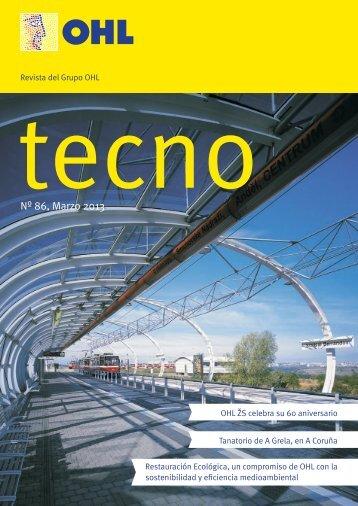 revista Tecno - Ohl