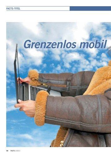 Grenzenlos mobil