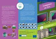 Computers en TV's - Ecolabel