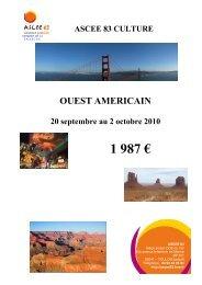 1 987 € - Ascee83 - Free