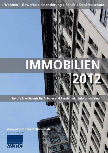 IMMOBILIEN 2012 - Das eMagazin!