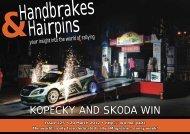 Handbrakes & Hairpins issue 225